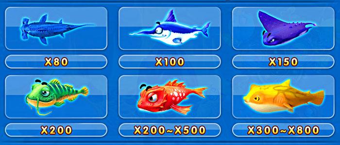 Fishing Playtable 3